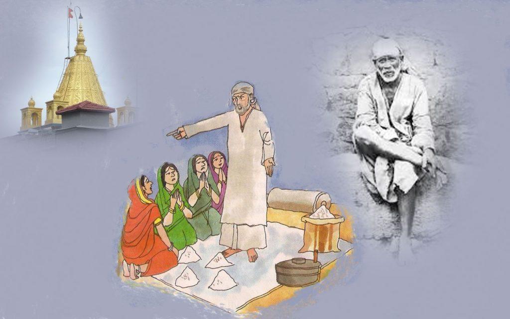 Sai baba (సాయిబాబా) Charitra Latests.in