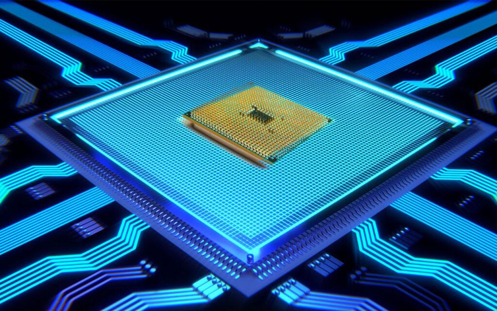 Intel Mobile Processer