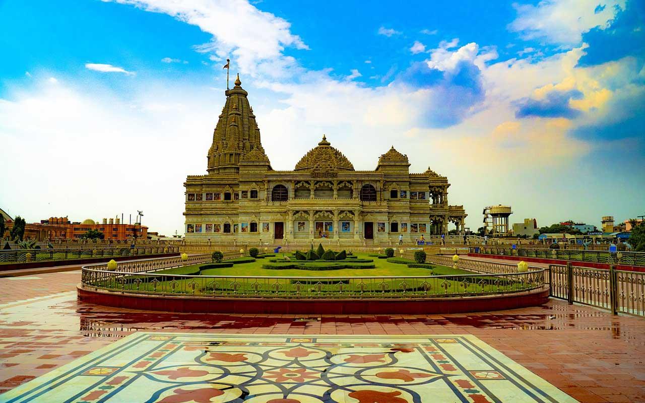 Great Temples Mathura