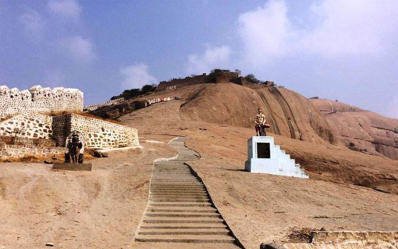 Bhuvanagiri Fort