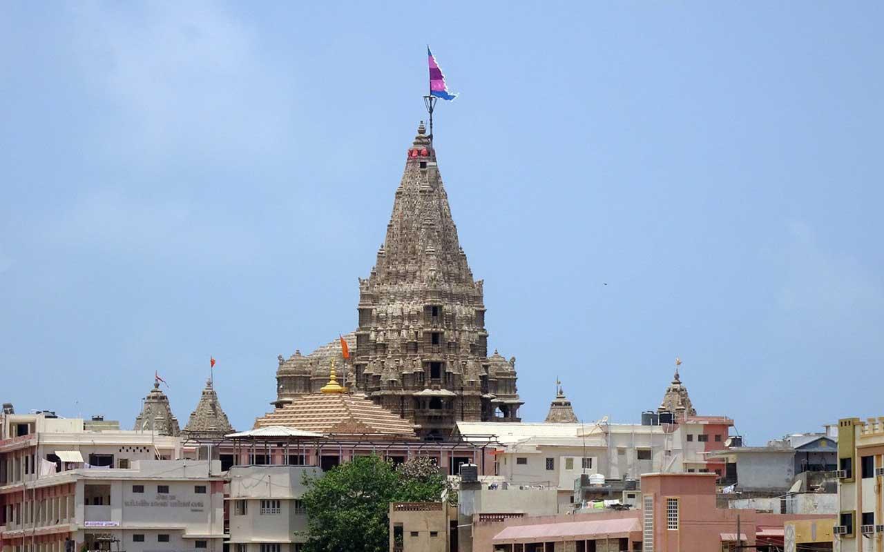Great Temples Dwaraka