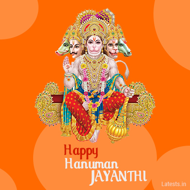 Happy Hanuman Jayanthi 2021