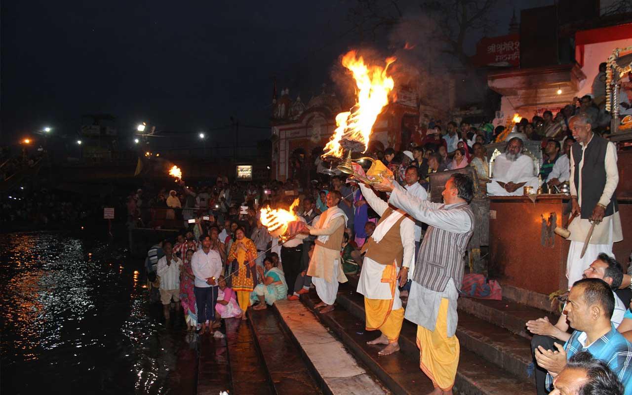 Great Temples Haridwaru