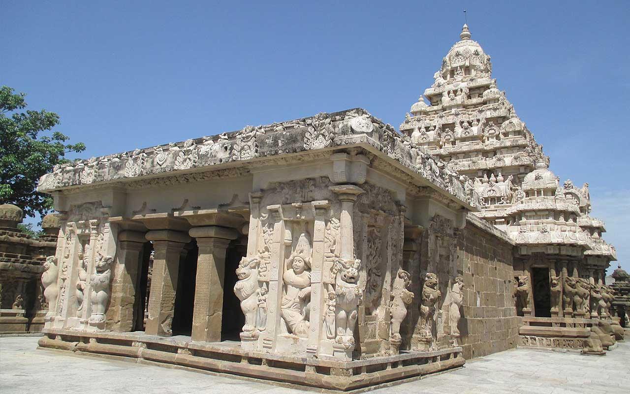 Great Temples Kanchipuram