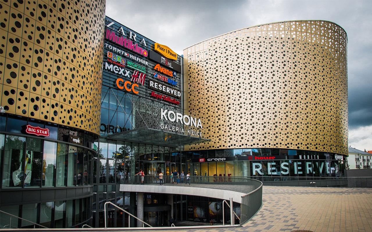 top shopping malls asia
