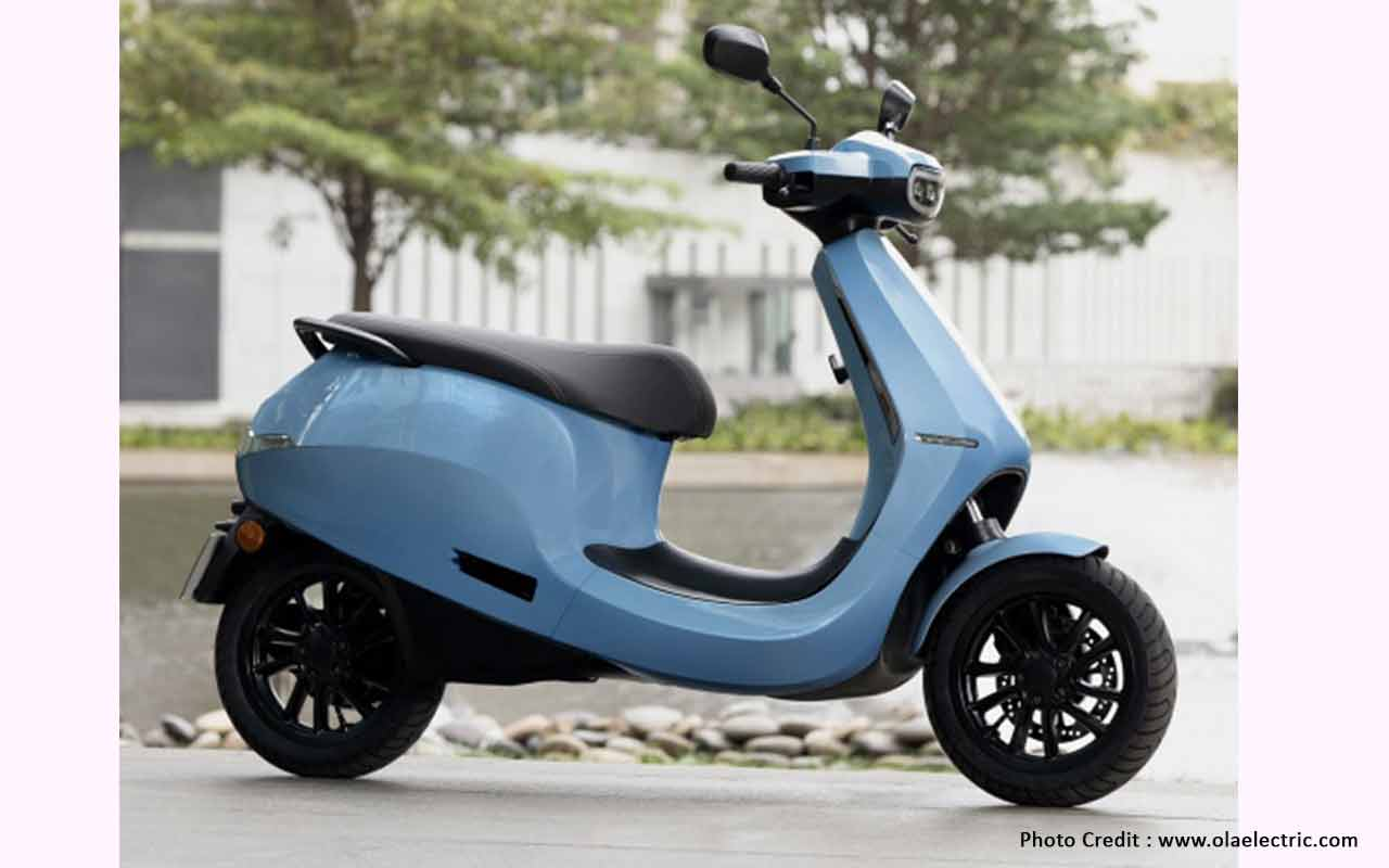 olaelectric scooter