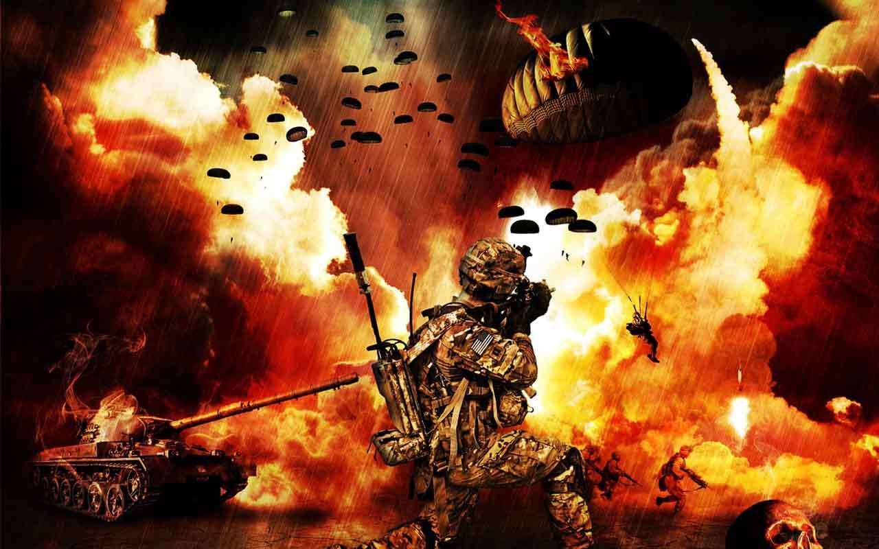 America Force Field : టెక్ యుద్ధాలను అడ్దుకోవడానికి వ్యూహాన్ని రచిస్తున్న అమెరికా -ఫోర్స్ ఫీల్డ్ ప్రాజెక్టు