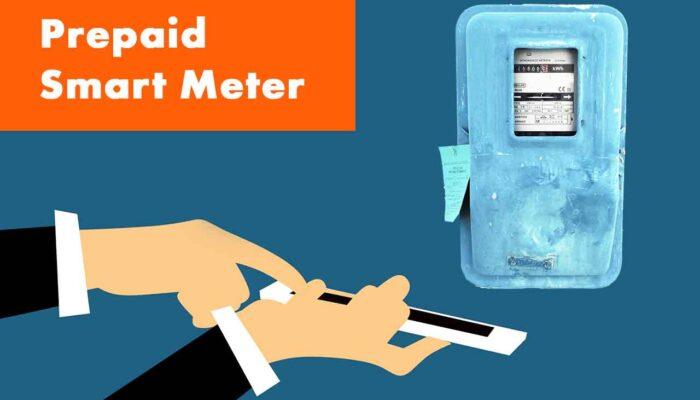 prepaid electricity meter